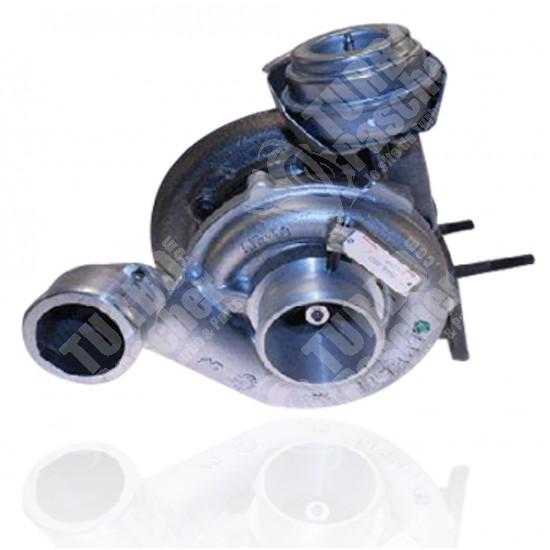 Photo Turbo neuf d'origine GARRETT - 2.4 JTD 163cv 175cv 150cv