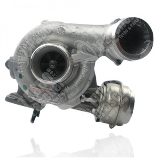 Photo Turbo neuf d'origine GARRETT - 1.9 MJTD 16V 150cv, 1.9 JTD 150cv 170cv, 1.9 MJTD 150cv