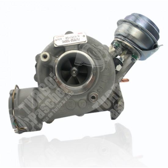 Photo Turbo neuf d'origine GARRETT - 2.0 TDI 140cv, 1.9 TDI 130cv