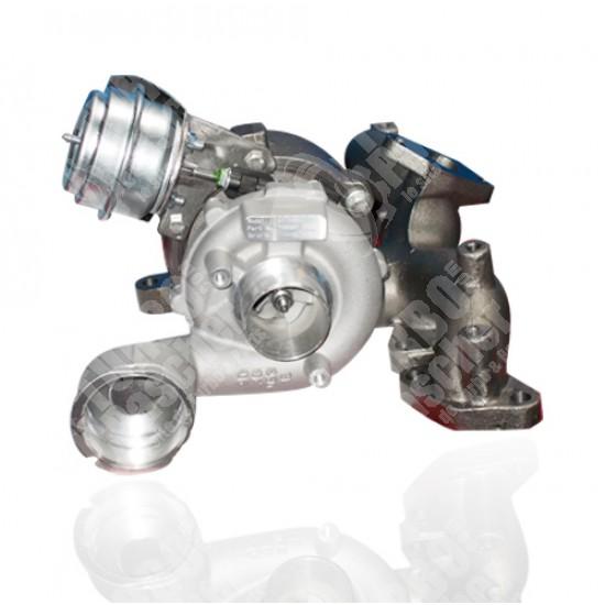 Photo Turbo neuf KBO - 2.0 TDI 140cv, 2.0 CRD 140cv, 2.0 DID 136140cv 140cv