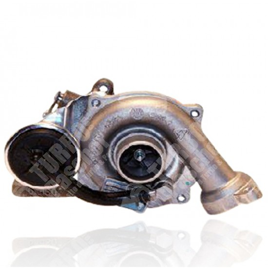 Photo Turbo neuf d'origine KKK - 1.4 TDCI 68cv, 1.4 HDI 54cv 70cv 68cv 68 70cv, 1.4 MZCD 68cv