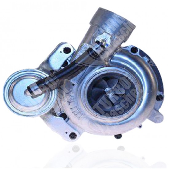 Photo Turbo neuf d'origine IHI - 3.0 DTI 160cv 159cv
