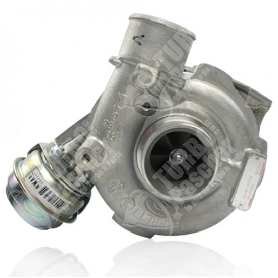 Photo Turbo neuf d'origine GARRETT - 3.0 D 184cv 193cv 163cv, 2.9 TD 184cv 193cv 163cv