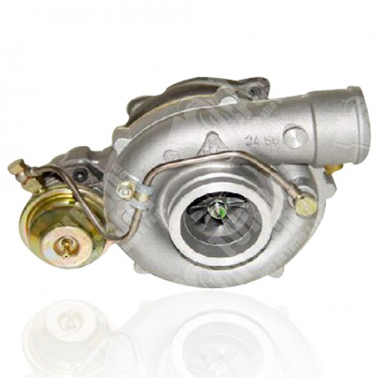 Photo Turbo échange standard KKK - 2.5 TDI 140cv, 2.5 D 140cv