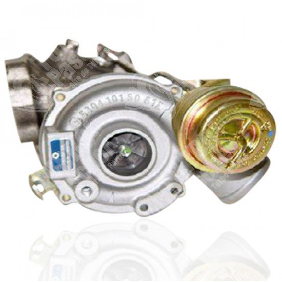 Photo Turbo neuf d'origine KKK - 2.7 i V6 250cv 230cv 265cv