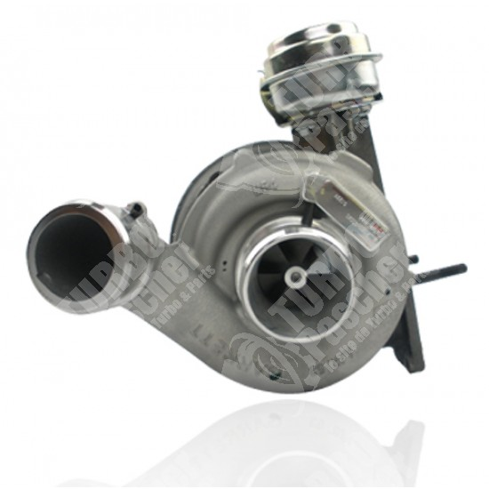 Photo Turbo échange standard GARRETT - 2.4 JTD 140 150cv 140cv, 2.4 TD 140cv