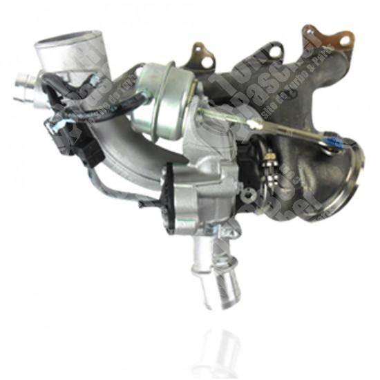 Photo Turbo neuf d'origine GARRETT - 1.4 T ECOTEC 140cv 120140cv