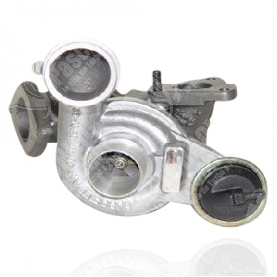 Photo Turbo neuf d'origine KKK - 1.9 DTI 82cv 100cv 80 90 100cv