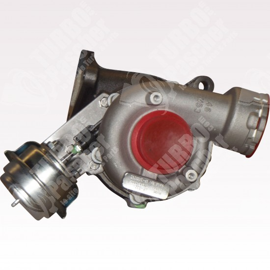 Photo Turbo neuf KBO - 2.0 TDI 140cv, 1.9 TDI 130cv