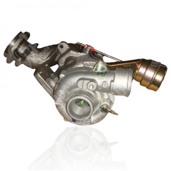 Photo Turbo neuf d'origine KKK - 2.5 TDI 88 102cv