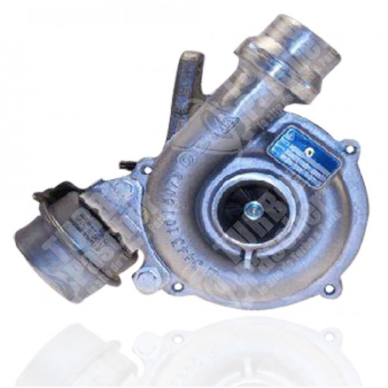 Photo Turbo neuf d'origine KKK - 1.5 DCI 100cv 106cv 100 103cv