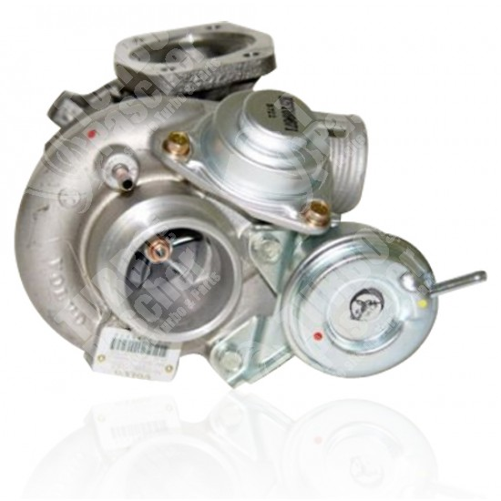 Photo Turbo neuf d'origine MITSUBISHI - 2.3 i 250cv, 2.3 R 250cv 280cv