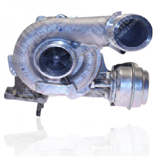 Photo Turbo neuf d'origine GARRETT - 1.9 JTDM 120cv 90 115 120cv, 1.9 JTD 120cv 90cv