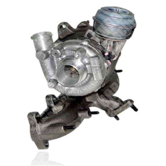 Photo Turbo neuf d'origine GARRETT - 1.9 TDI 110 115cv 90cv 90 110cv 110 115 116cv 110cv 116cv