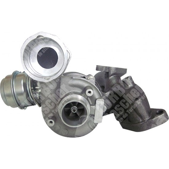 Photo Turbo neuf KBO - 2.0 TDI 136 140cv