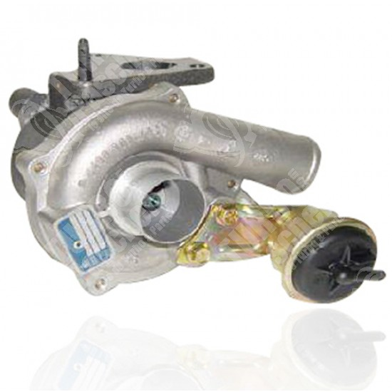 Photo Turbo échange standard KKK - 1.5 DCI 65cv 57cv 68cv