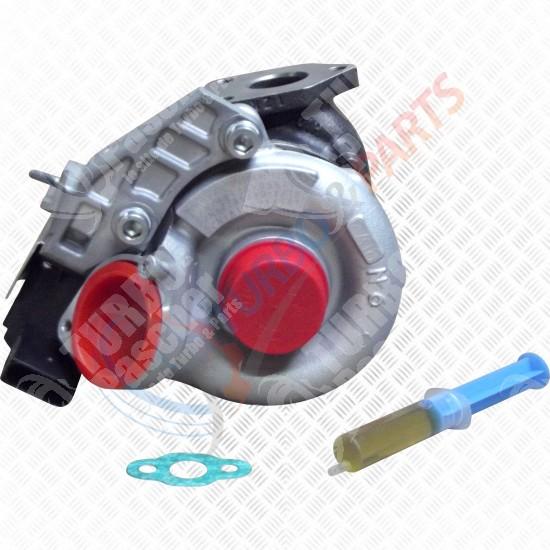 Turbo neuf MITSUBISHI d'origine 2.0 D 122cv