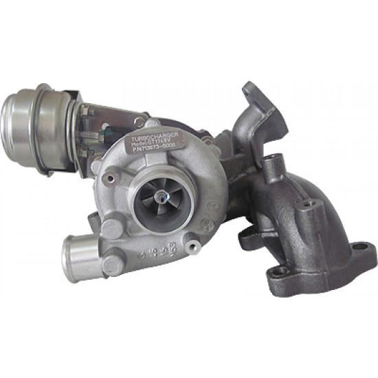 Photo Turbo neuf KBO - 1.9 TDI 90cv 115cv 90110cv 110cv 110115116cv 116cv