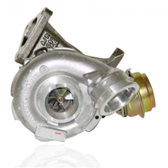Photo Turbo échange standard GARRETT - 2.2 CDI 129cv 109cv 108cv