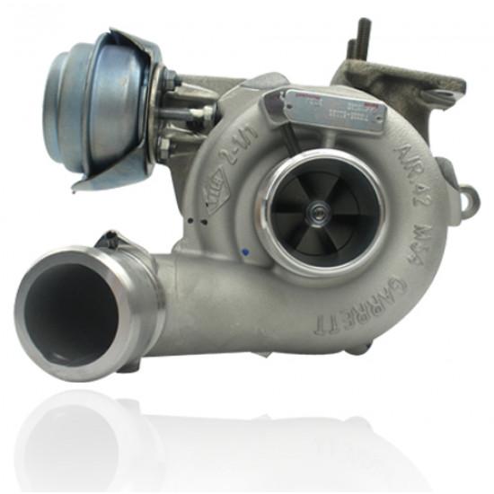 Photo Turbo neuf d'origine GARRETT - 1.9 JTDM 140cv 126136140cv, 1.9 JTD 140cv 126136140cv 150cv 126136cv