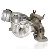 Turbo neuf d'origine GARRETT - 2.0 TDI 136140cv