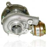 Turbo neuf d'origine GARRETT - 2.0 TD 115cv, 136cv, 132cv