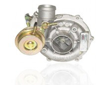 Photo Turbo échange standard GARRETT - 1.4 TDI 75cv