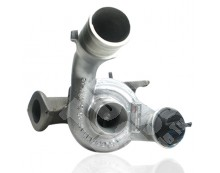Photo Turbo neuf d'origine GARRETT - 1.9 DTI 80 90 100cv 100cv 82cv, 1.9 TDI 90 95cv 95cv