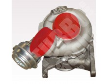 Photo Turbo neuf KBO - 2.2 CDI 129cv 109cv 108cv