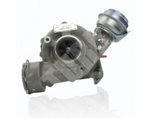Photo Turbo neuf d'origine GARRETT - 2.0 TDI 140cv, 1.9 TDI 130cv