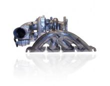 Photo Turbo échange standard KKK - 2.0 TFSI 256cv 260cv 265cv 272cv 241cv 230cv 235cv 271cv