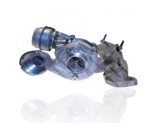 Photo Turbo neuf d'origine GARRETT - 2.0 TDI 140cv, 2.0 CRD 140cv, 2.0 DID 136 140cv 140cv