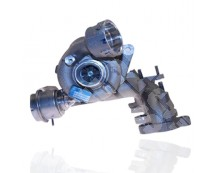 Photo Turbo échange standard KKK - 1.9 TDI 75cv 105cv 90 105cv