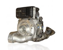 Photo Turbo échange standard GARRETT - 4.0 CDI V8 320cv 314cv