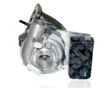 Photo Turbo échange standard GARRETT - 2.7 HDI V6 208cv 204cv 206cv