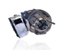 Photo Turbo échange standard GARRETT - 2.5 D 24V 177 163cv, 2.5 D 170cv
