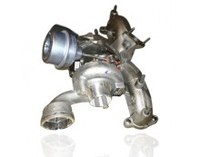 Photo Turbo neuf d'origine KKK - 2.0 TDI 140cv 136 140cv