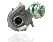 Photo Turbo échange standard GARRETT - 1.3 MJTD 16V 75cv 95cv, 1.3 CDTI 16V 75cv