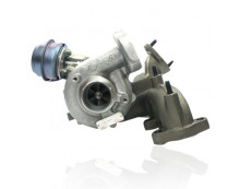Photo Turbo échange standard GARRETT - 1.9 TDI 130cv