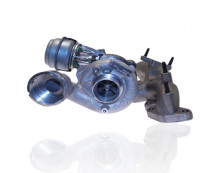 Photo Turbo échange standard GARRETT - 2.0 TDI 140cv, 2.0 CRD 140cv, 2.0 DID 136 140cv 140cv