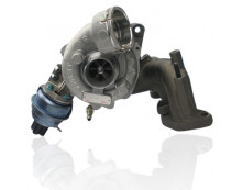 Photo Turbo neuf d'origine GARRETT - 2.0 DI-D 136cv 140cv, 2.0 D 140cv, 2.0 CRD 140cv