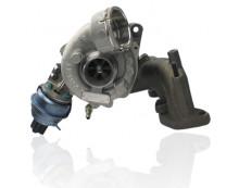 Photo Turbo neuf d'origine GARRETT - 2.0 DI-D 136cv 140cv, 2.0 D 140cv, 2.0 CRD 140cv