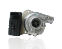 Photo Turbo échange standard GARRETT - 3.9 D V8 245cv