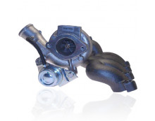 Photo Turbo neuf d'origine MITSUBISHI - 2.4 TDCI 120cv