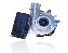 Photo Turbo neuf d'origine GARRETT - 4.0 TDI V8 275cv