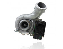 Photo Turbo échange standard GARRETT - 2.7 TDI V6 190cv 163cv
