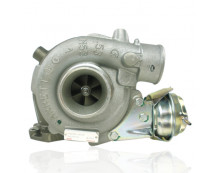 Photo Turbo échange standard GARRETT - 2.8 CRD 163cv 160cv 150cv