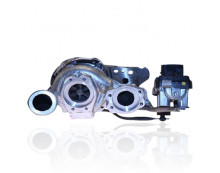 Photo Turbo échange standard GARRETT - 5.0 TDI V10 313cv