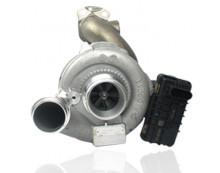 Photo Turbo neuf d'origine GARRETT - 3.0 CRD  V6 218cv, 3.0 CDI V6 224cv 190cv 190224cv 184cv 204cv, 2.9 CDI V6 190cv 224cv