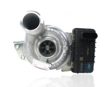 Photo Turbo échange standard GARRETT - 1.8 TDCI 100 125cv